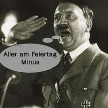 Гитлер верит в Ричи Хотина (video)