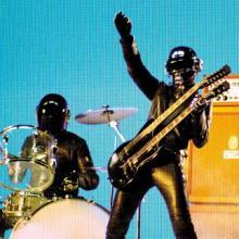 Daft Punk взяли Грэмми