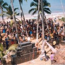 В Гоа снова запретили рейвы