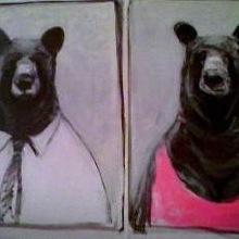 Два медведя - один проект