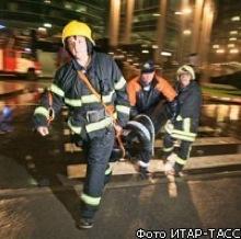 Пожар в клубе Опера