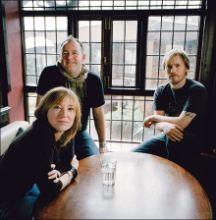 Portishead начали работу над новым альбомом