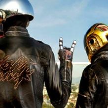 Web-проекции Daft Punk