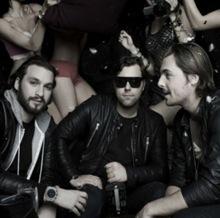 Документальное кино о Swedish House Mafia