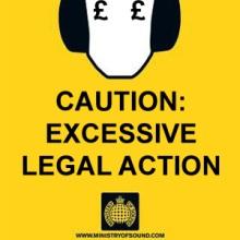 Ministry of Sound против планеты всей