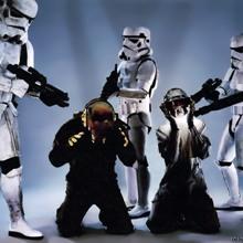 Daft Punk: атака прейтеров