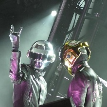 Daft Punk электронику не слушают
