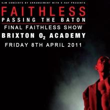 Прямая трансляция прощального концерта Faithless