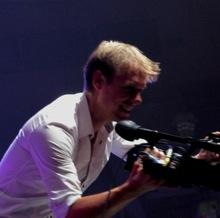 Неутомимый Armin Van Buuren