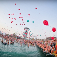 Kazantip all over the place