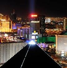 Лас-Вегас - новый танцевальным Рим