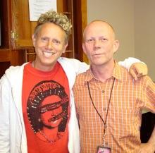 Vince Clarke и Depeche Mode снова вместе