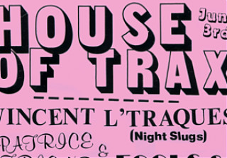 House Of Trax Night