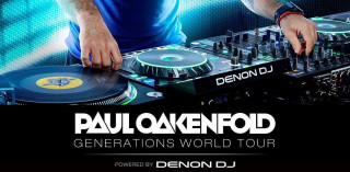 Paul Oakenfold перешел на DENON DJ