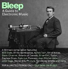 История электронной музыки глазами Bleep