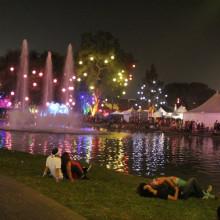Фестиваль Nocturnal Wonderland 2012