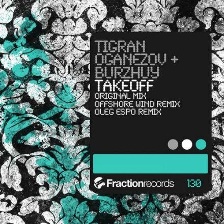 Второй сингл Burzhuy и Tigran Oganezov на Fraction Records