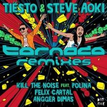 Ремиксы на совместный хит Tiesto и Steve Aoki
