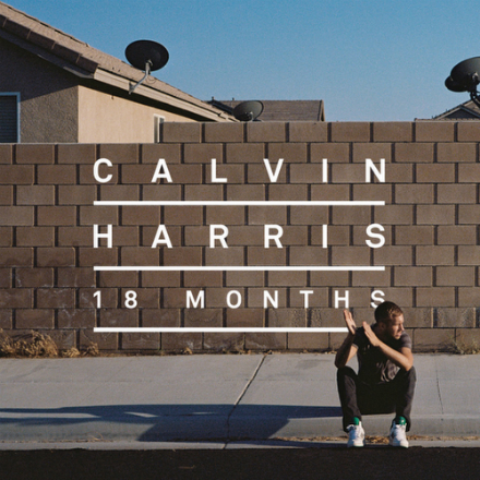 Новые работы Calvin Harris