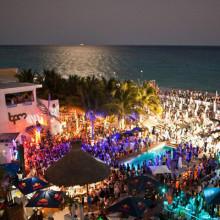 The BPM Festival: Новый год в Мексике!