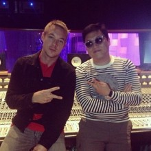 Psy и Diplo сотрудничают