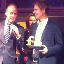 Armin van Buuren получил бизнес-награду