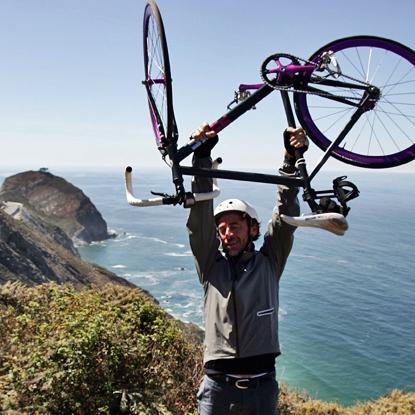 Новое видео из велотура Benny Benassi